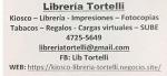 Librería Maxiquiosko Tortelli Victoria San Fernando