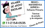 Profesor de Inglés en San Fernando