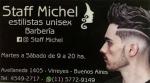 Staff Michel Barbería Estilistas Unisex Virreyes - San Ferna