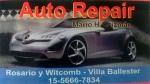 Auto Repair Mario H Guzmán - Villa Ballester - San Isidro