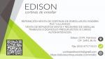Edison Cortinas de Enrollar, Martínez, San Isidrio