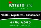 Ferraro Land en Victoria, San Fernando